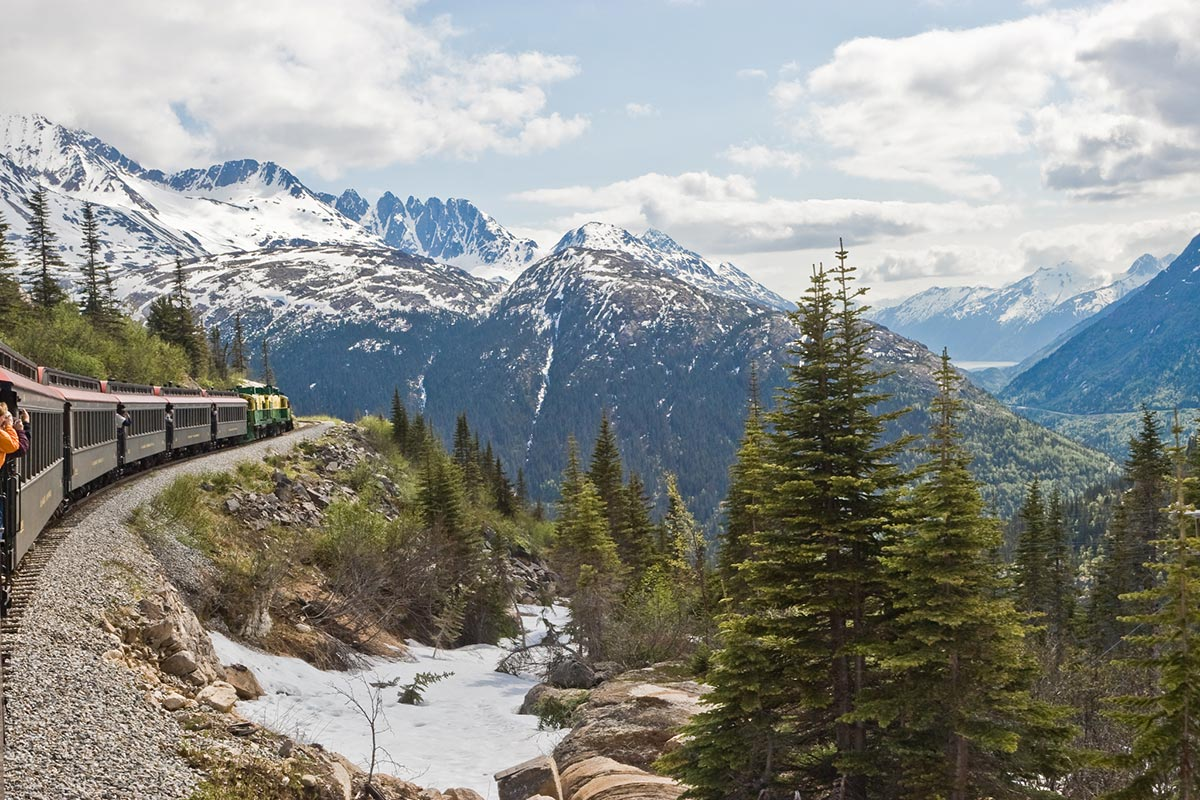 White Pass Summit Excursion