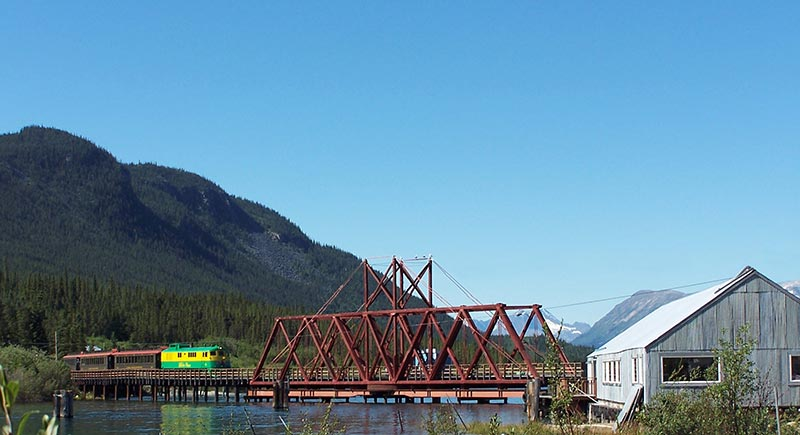 Carcross One Way Service