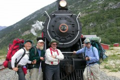 Photo of Chilkoot Hiker Service