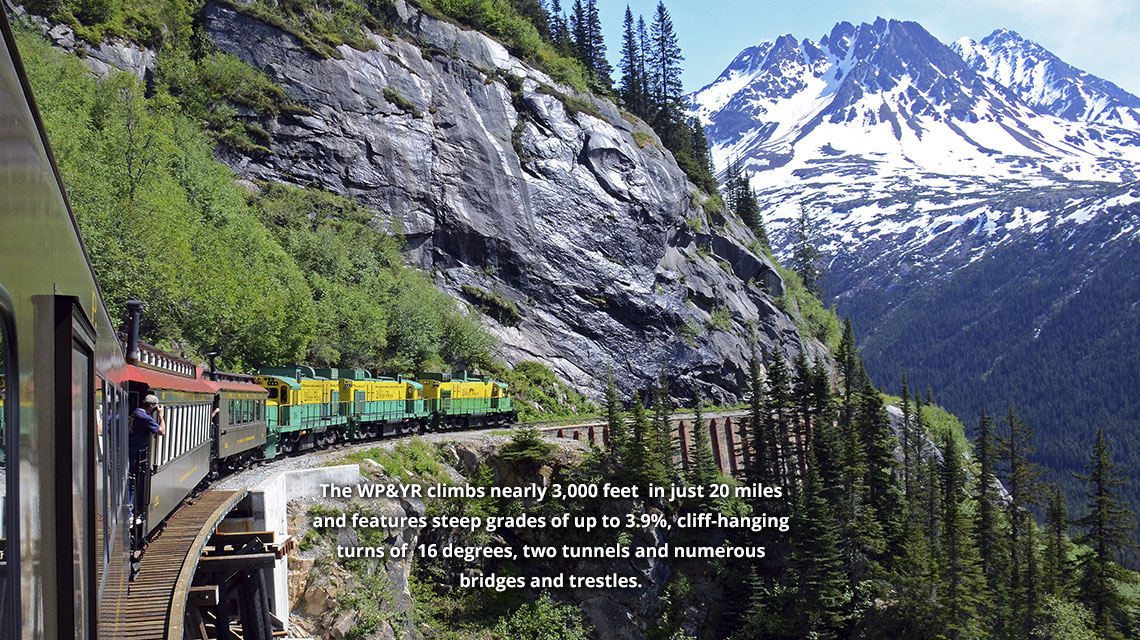Alaska Railroad Cruise Tours