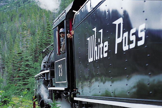 WP&YR Facts | White Pass & Yukon Route Railway