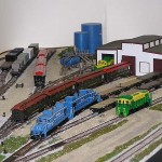 Jeff Holstein - Railfan & Modeler