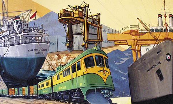 WP&YR Facts | White Pass & Yukon Route Railway