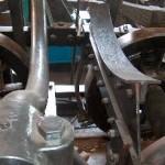 New brake hanger.