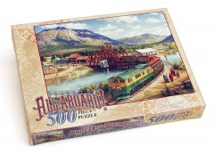 Carcross-Puzzle