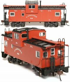 athearn-caboose