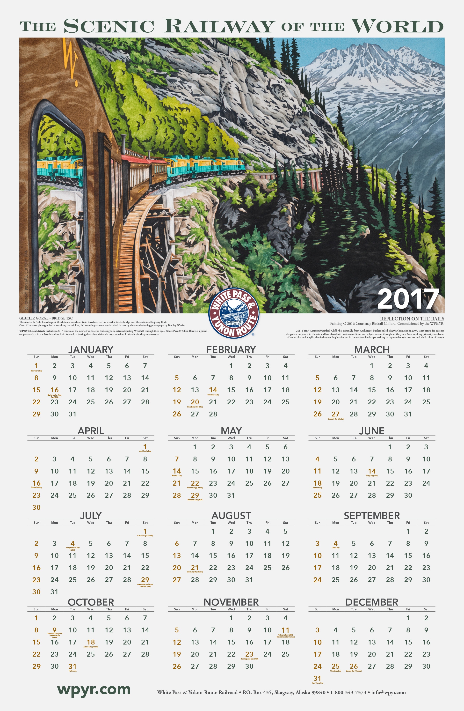 Calendar Art : Wall calendar