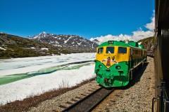 Photo of Skagway-Whitehorse Train/Bus Connection via Fraser