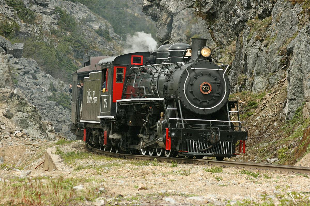 Fraser Meadows Steam Excursion