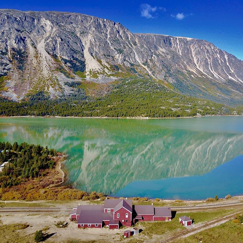 Bennett Scenic Journey - British Columbia Train Excursion