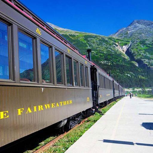Fraser, British Columbia Train Service