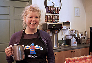 HollyBracher---Barista