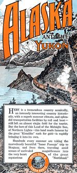 Alaska and the Yukon 4x9