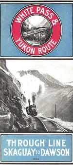 Through Line Skagway to Dawson