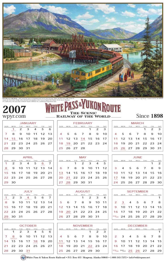 Date duration calendar