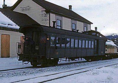 Combine 211 in front of Bennett station. Location:Bennett. Milepost:46.6. Date:27846
