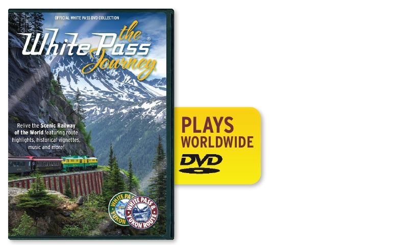 The White Pass Journey DVD