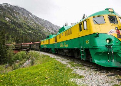 Train Upclose