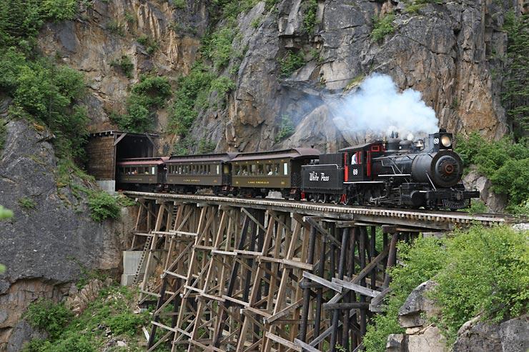 Rolling Stock | White Pass & Yukon Route Railway