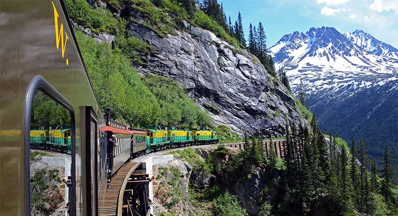 White Pass Amp Yukon Route Railway Scenic Railway Of The World