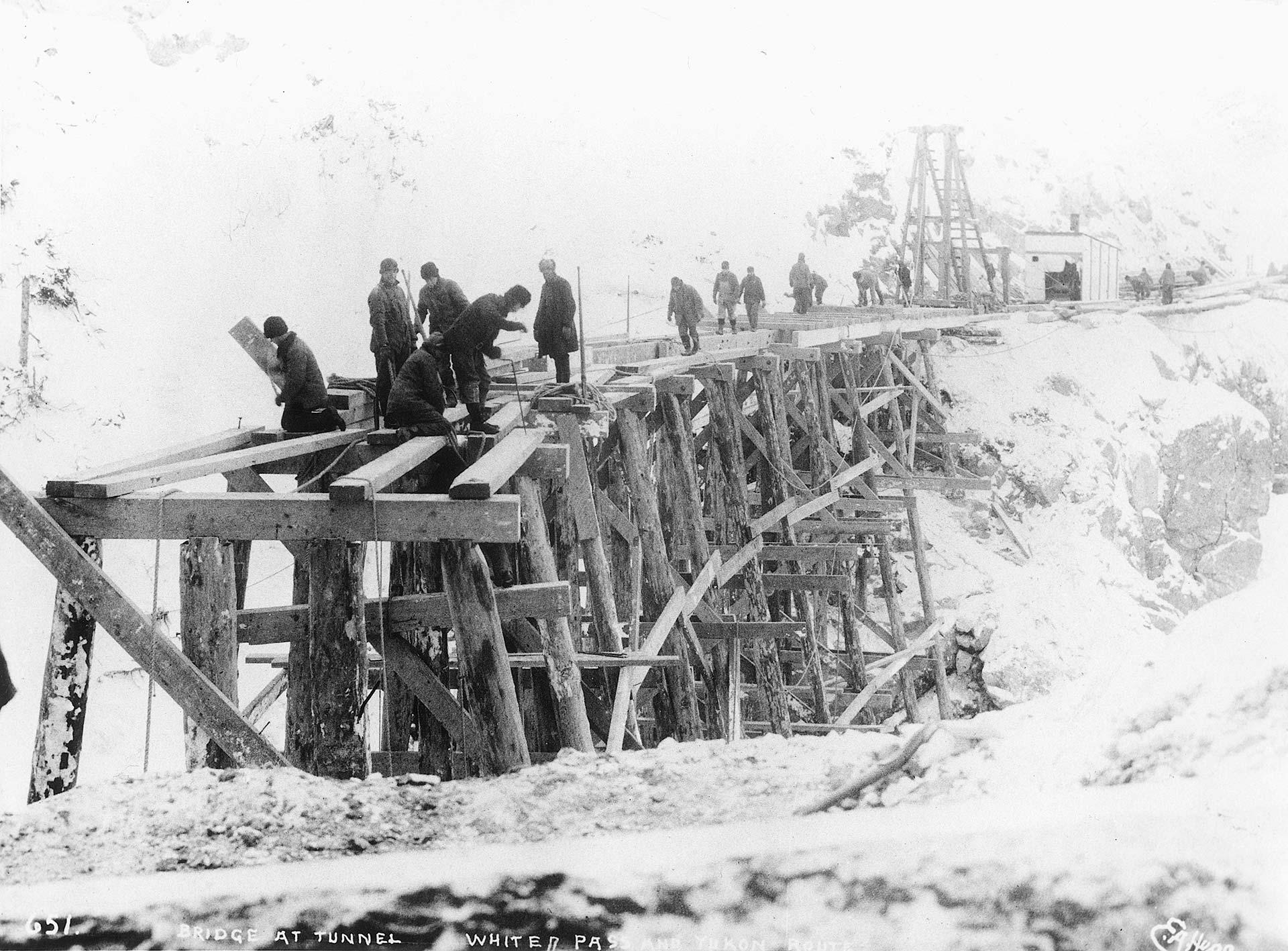 History   White Pass & Yukon Route Railway