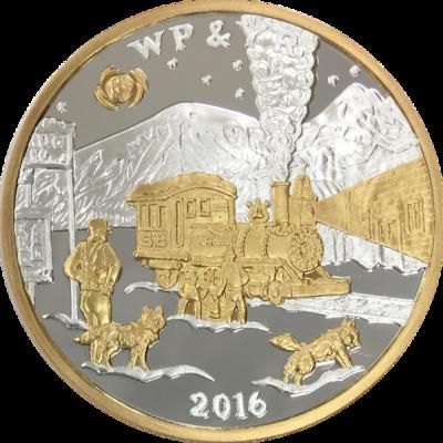 2016 Gold Medallion