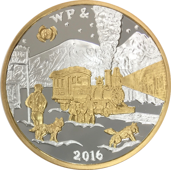 2016 Gold Medallion