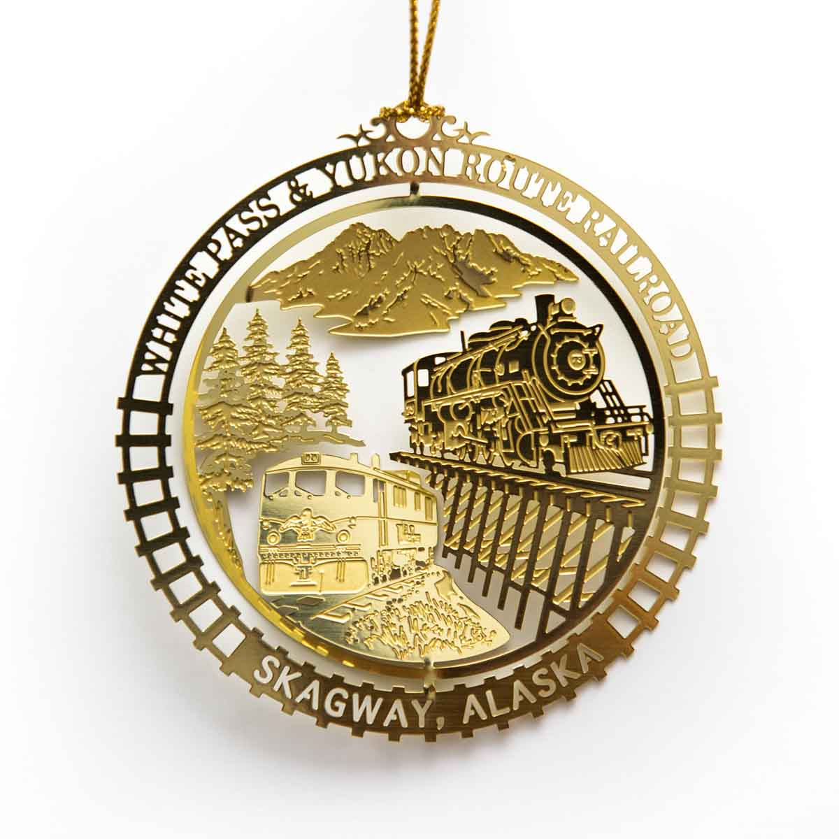 Diesel Steam Ornament