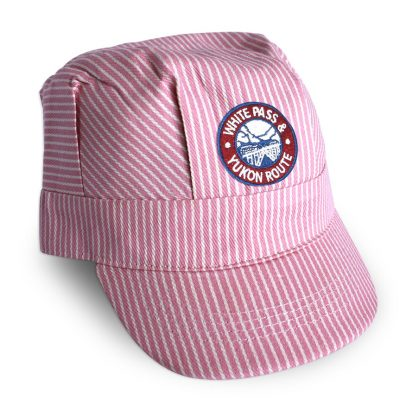 Pink Engineer Hat