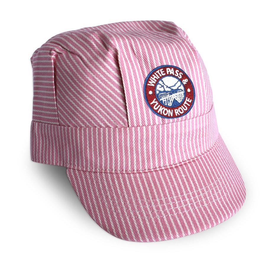 Pink Engineer Hat