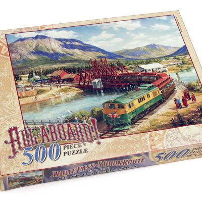 Carcross Puzzle