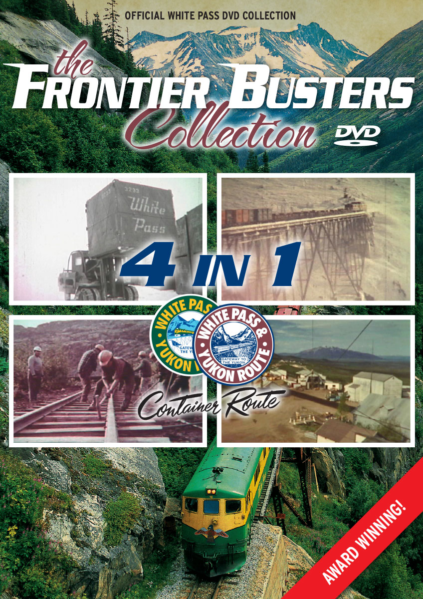 DVD Frontier Busters