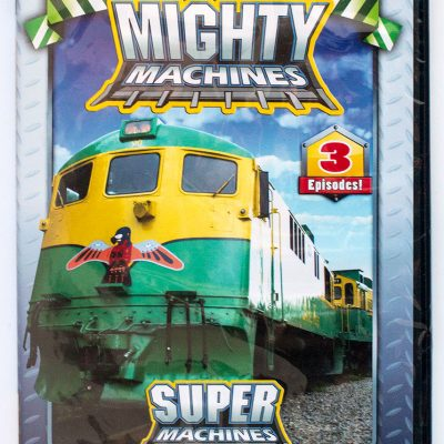 Mighty Machines DVD
