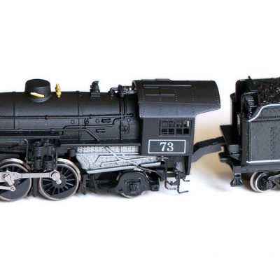N Scale Steam Engine #73