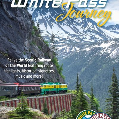 The White Pass Journey Blu-Ray