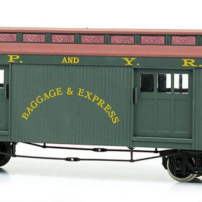Baggage Express G-Scale, Bachmann