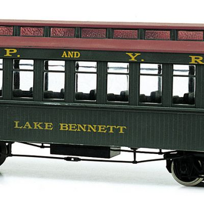 Lake Bennett G-Scale, Bachmann
