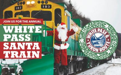 2019 White Pass Santa Train