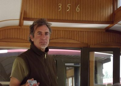 Paul Murray, great Klondike tour guide