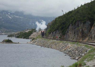Steam Engine at Summit