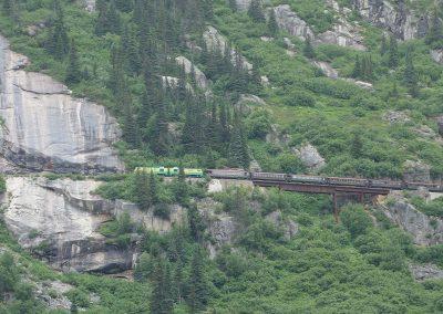 Diesel Engine in Landscape