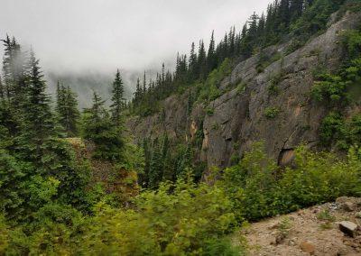 White Pass Gorge