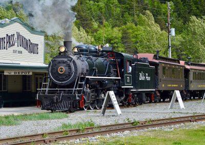 steam engine 73 wpyr depot