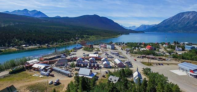 White Pass & Yukon Route Railway | Scenic Railway of the World