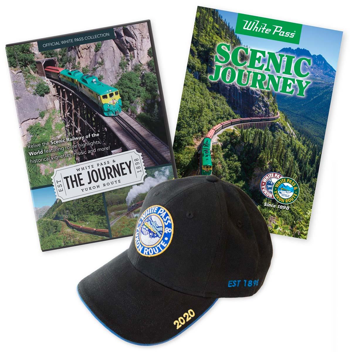 Alaska Hat Book & DVD Combo Package
