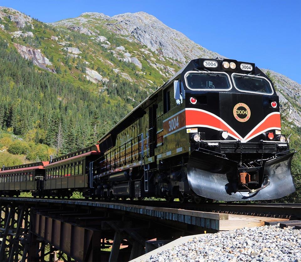 2021 Alaska Shore Excursion: White Pass Journey